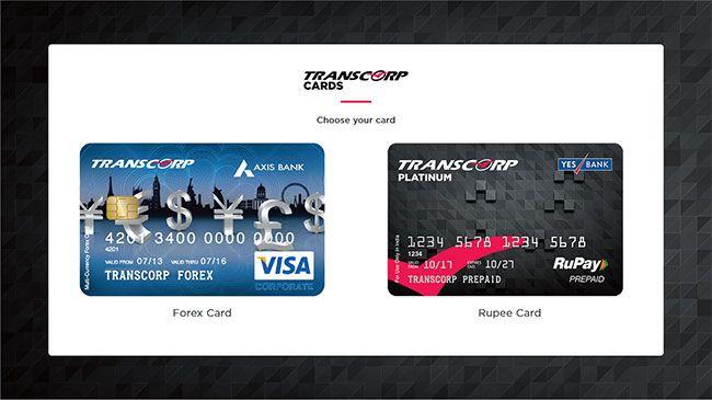 Transcorp forex